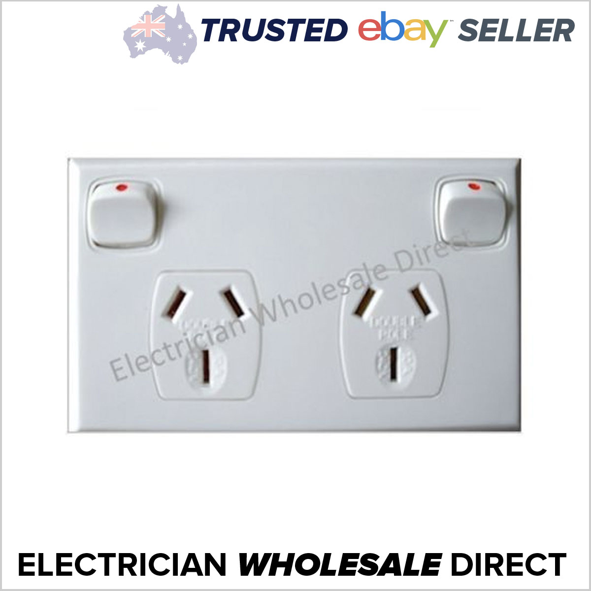15 amp double pole 240v power point gpo outlet for caravans 100 quality assured electrical gear fully tested to australian electrical standards as 3123 5 year warranty all products freerunsca Images