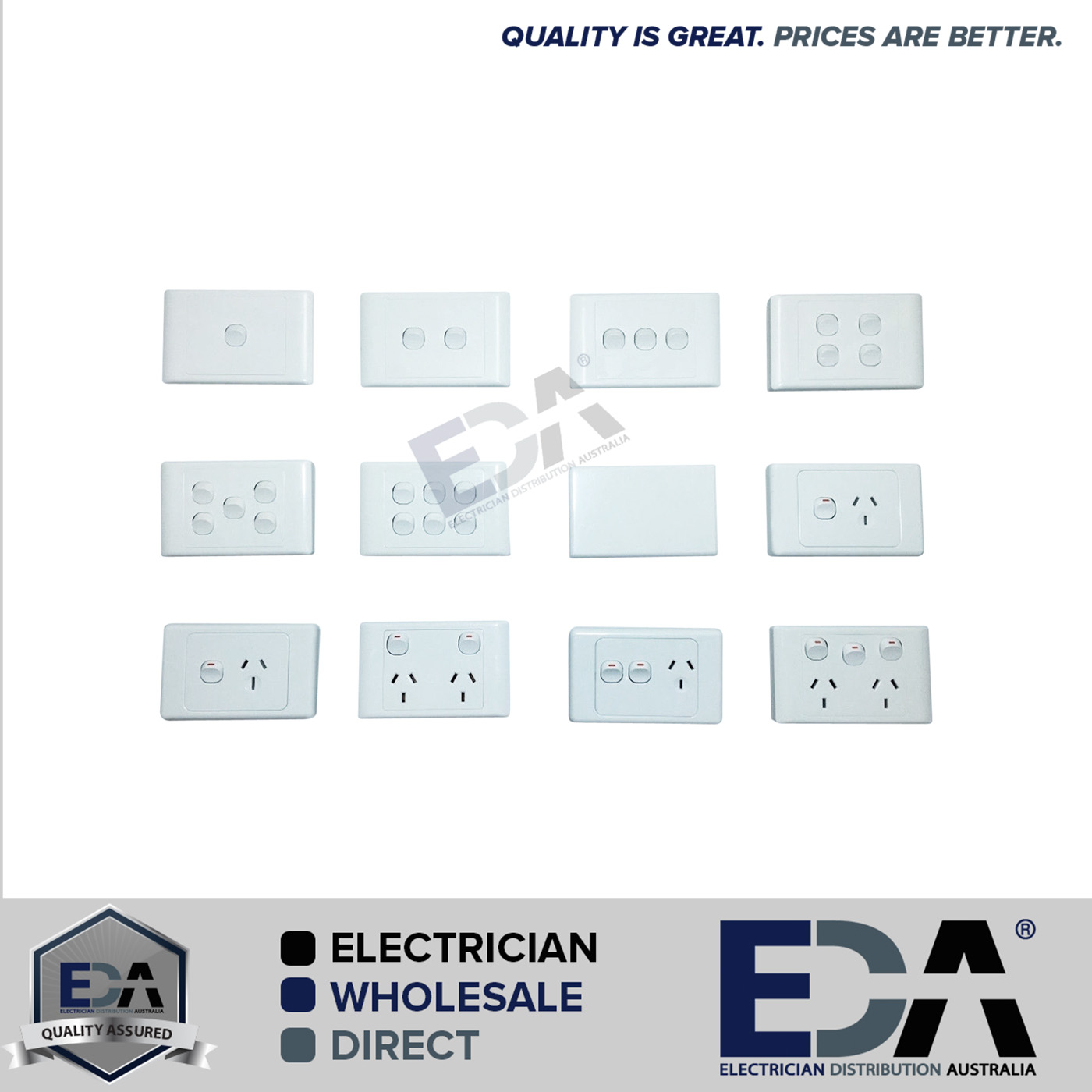 Electrical socket switch power point outlet plate gang gpo single electrical socket switch power point outlet plate gang gpo single double 2000 eda online swarovskicordoba Image collections