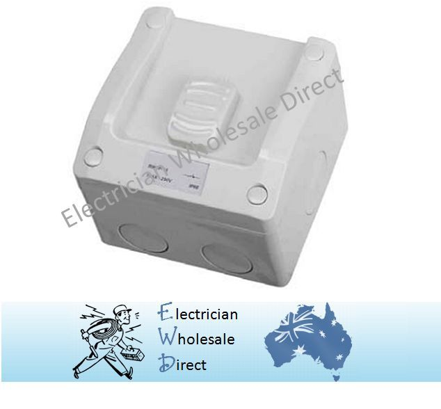 15-Amp-Weatherproof-Single-1-gang-Switch-IP-Rated-Outdoor-Waterproof ...