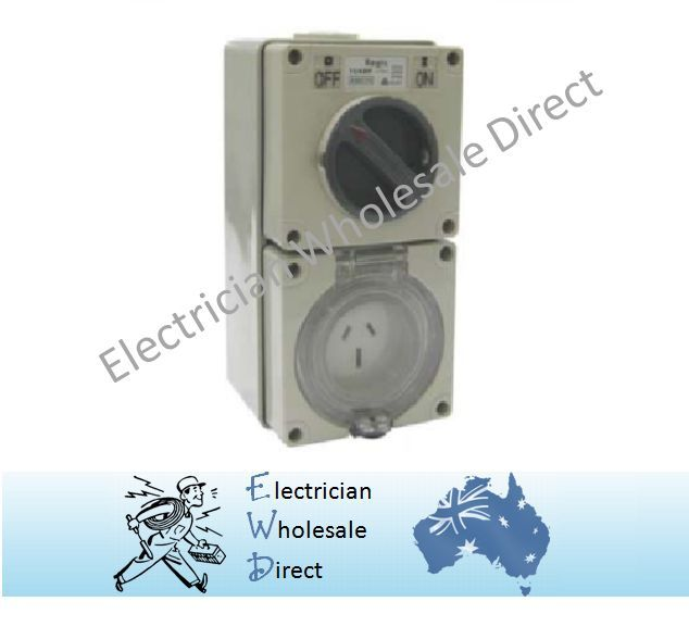 15-Amp-3-Flat-pin-Weatherproof-Switched-Socket-Outlet-IP66-Straight ...